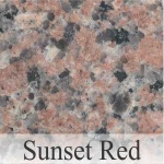 Sunset Red